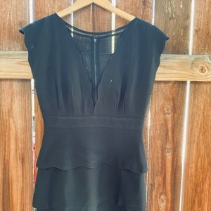 Urban Outfitters black short cocktail dress